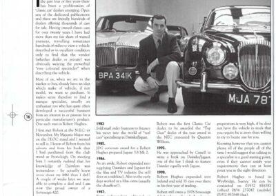 The Driving Member Circa 2004 – Robert Hughes
