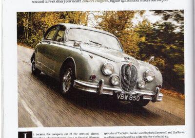 Article written by Robert Hughes – Jaguar Mk2