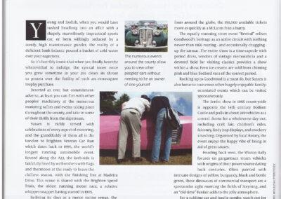 Article written by Robert Hughes – Car Shows