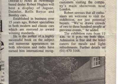 Leinster Leader 1998 – Red Cow Hotel