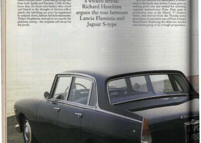 Classic & Sports Car – Jaguar S-Type Supplied