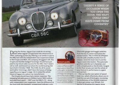Practical Classics April 2007 – 1965 Jaguar S-Type supplied