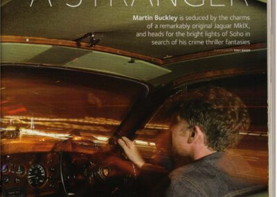 Classic & Sports Car February 2007 – Jaguar MK9