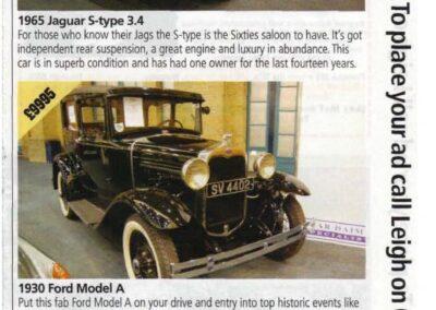Practical Classics May 2006 – Alexandra Palace Classic Car Show