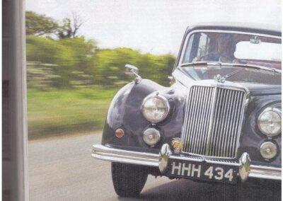 Classic & Sports Car October 2019 – Bentley and Armstrong Siddeley supplied