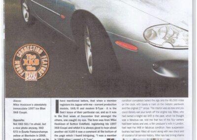 Jaguar Driver March 2013 – Jaguar XK8 supplied