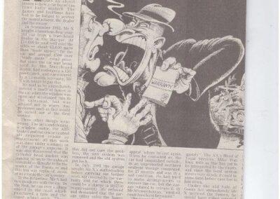 December 1995 – Honest John