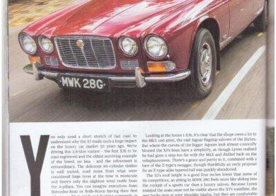 Classic Cars 2018 – Daimler Coupe & Jaguar v12