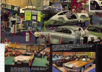 December 2004 – NEC Car Show