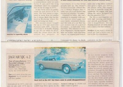 Classic and Sportscar X2 – circa mid- 90's