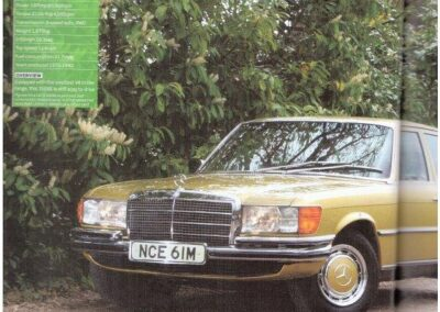 Mercedes Enthusiast July 2011 – Mercedes Supplied
