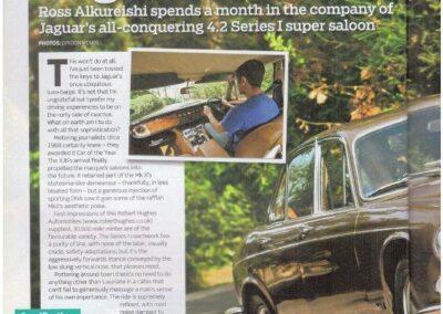 Practical Classics May 2011 – Jaguar supplied