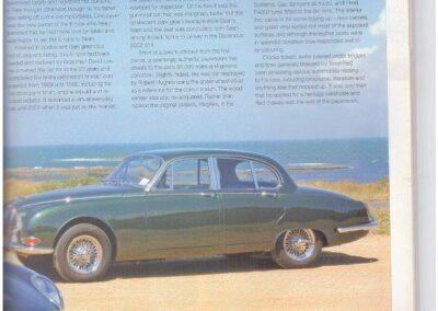 Jaguar World Monthly Circa 2012 – Jaguar S Type supplied