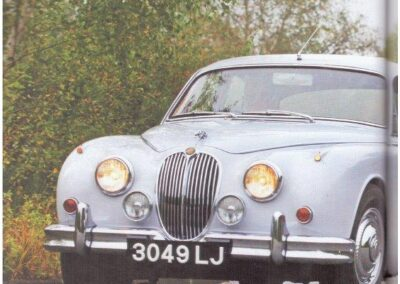 Classic and Sportscar June 2013 – Ford and Jaguar supplied