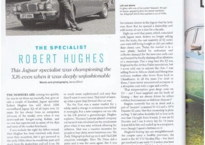 Octane 2018 – Jaguar XJ – The Experts